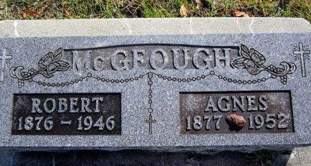 MCGEOUGH, ROBERT - Allamakee County, Iowa | ROBERT MCGEOUGH