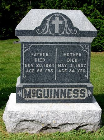 MCGUINNESS, MICHAEL - Allamakee County, Iowa   MICHAEL MCGUINNESS