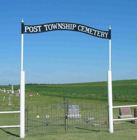 MINERT, CEMETERY - Allamakee County, Iowa   CEMETERY MINERT