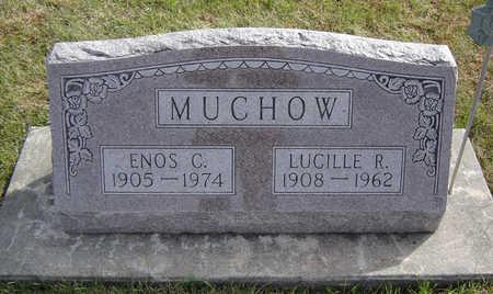 SAUERSIG MUCHOW, LUCILLE R. - Allamakee County, Iowa | LUCILLE R. SAUERSIG MUCHOW