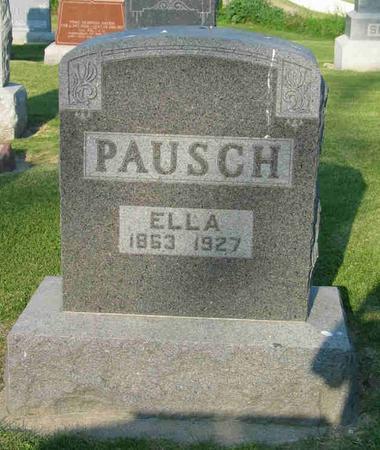 PAUSCH, ELLA - Allamakee County, Iowa | ELLA PAUSCH