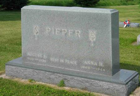 PIEPER, ANNA - Allamakee County, Iowa | ANNA PIEPER