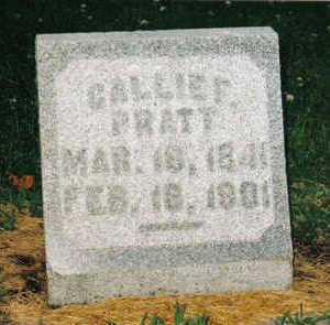PRATT, CALLIE F. - Allamakee County, Iowa | CALLIE F. PRATT