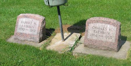 RATHBUN, HARRIET - Allamakee County, Iowa | HARRIET RATHBUN