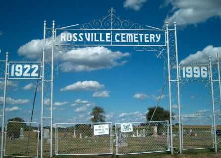 ROSSVILLE, CEMETERY - Allamakee County, Iowa   CEMETERY ROSSVILLE