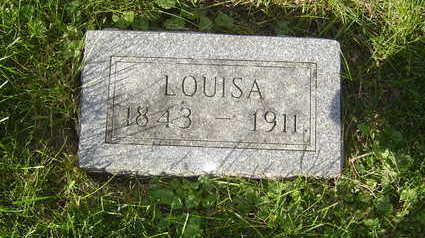 ROTHERMEL, LOUISA - Allamakee County, Iowa | LOUISA ROTHERMEL