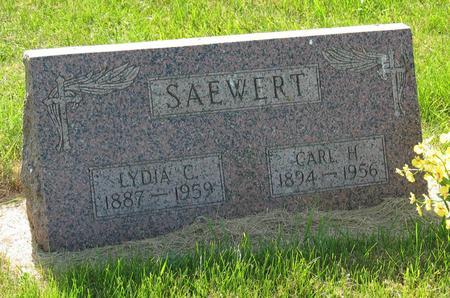 SAEWERT, CARL H. - Allamakee County, Iowa | CARL H. SAEWERT
