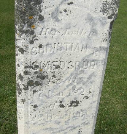 SMEDSRUD, CHRISTIAN P. - Allamakee County, Iowa | CHRISTIAN P. SMEDSRUD