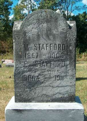 STAFFORD, E. - Allamakee County, Iowa | E. STAFFORD