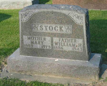 STOCK, MARY - Allamakee County, Iowa | MARY STOCK
