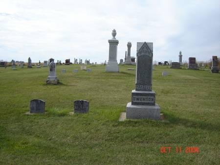 SWENSON, FAMILY STONE (JOHN) - Allamakee County, Iowa | FAMILY STONE (JOHN) SWENSON