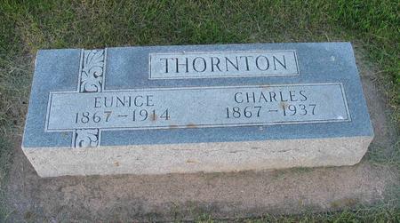 THORNTON, EUNICE - Allamakee County, Iowa | EUNICE THORNTON