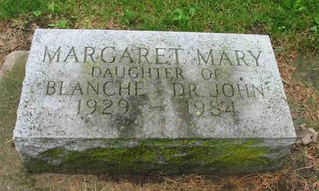 THORNTON, MARGARET MARY - Allamakee County, Iowa | MARGARET MARY THORNTON