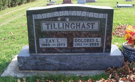TILLINGHAST, RAYMOND L - Allamakee County, Iowa | RAYMOND L TILLINGHAST