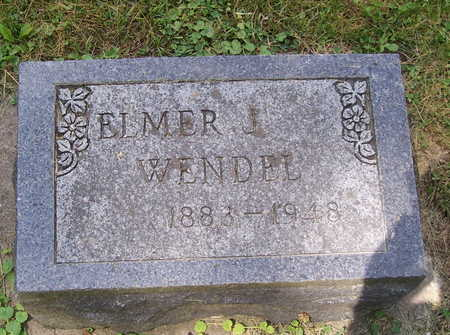 WENDEL, ELMER J - Allamakee County, Iowa | ELMER J WENDEL