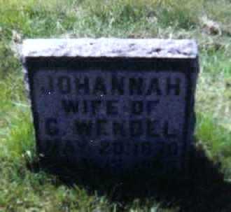 HIRTH WENDEL, JOHANNS - Allamakee County, Iowa | JOHANNS HIRTH WENDEL