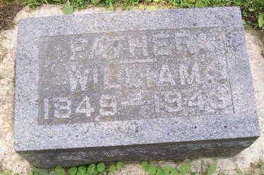 WENDEL, WILLIAM - Allamakee County, Iowa | WILLIAM WENDEL