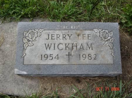 WICKHAM, JERRY LEE - Allamakee County, Iowa | JERRY LEE WICKHAM