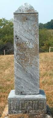 WILKINS, NANCY N. - Allamakee County, Iowa   NANCY N. WILKINS