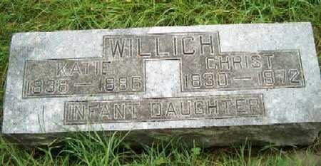 WILLICH, KATIE - Allamakee County, Iowa | KATIE WILLICH