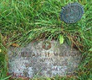 WILLICH, WILLIAM H. - Allamakee County, Iowa | WILLIAM H. WILLICH