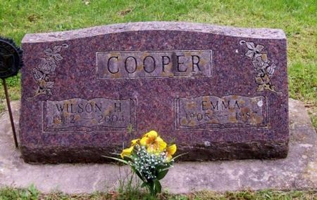 COOPER, WILSON H. - Allamakee County, Iowa | WILSON H. COOPER