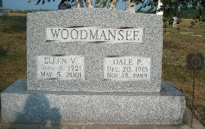 WOODMANSEE, DALE P. - Allamakee County, Iowa | DALE P. WOODMANSEE