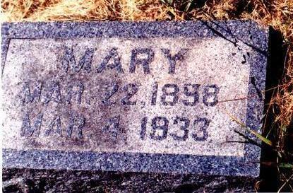 WEIPERT ZOLL, MARY - Allamakee County, Iowa | MARY WEIPERT ZOLL