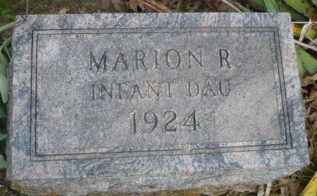 ADAMS, MARION R. - Appanoose County, Iowa | MARION R. ADAMS