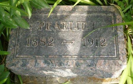 ADAMS, PEARLIE I. - Appanoose County, Iowa | PEARLIE I. ADAMS