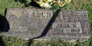 ARCHER, HARRIET L. - Appanoose County, Iowa | HARRIET L. ARCHER
