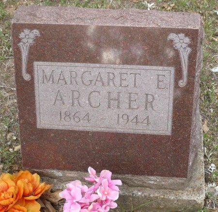 ARCHER, MARGARET E. - Appanoose County, Iowa | MARGARET E. ARCHER
