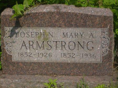 ARMSTRONG, JOSEPH N. - Appanoose County, Iowa | JOSEPH N. ARMSTRONG