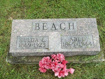 BEACH, HULDA - Appanoose County, Iowa   HULDA BEACH