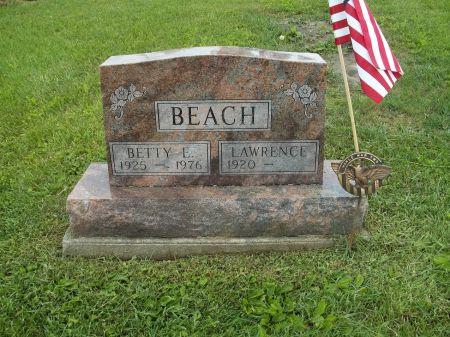 BEACH, BETTY ETHEL - Appanoose County, Iowa | BETTY ETHEL BEACH