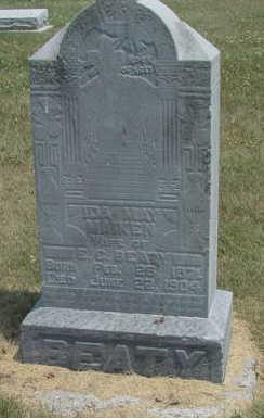 BEATY, IDA MAE - Appanoose County, Iowa | IDA MAE BEATY