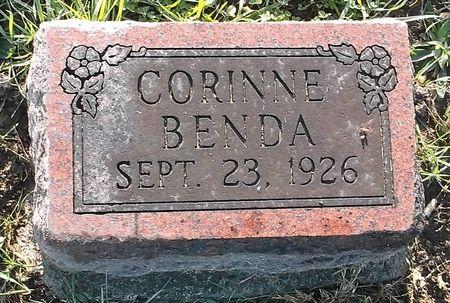BENDA, CORINNE - Appanoose County, Iowa | CORINNE BENDA