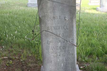 BENEFIEL, ROBERT C. - Appanoose County, Iowa | ROBERT C. BENEFIEL