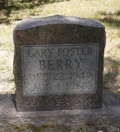 FOSTER BERRY, GARY GENE - Appanoose County, Iowa | GARY GENE FOSTER BERRY