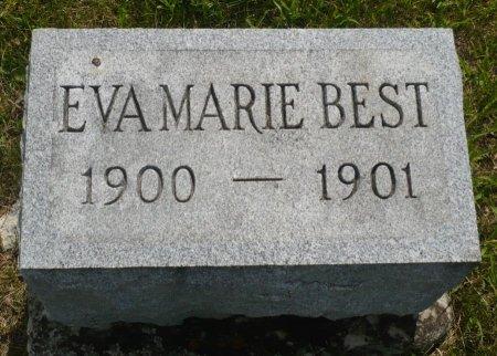 BEST, EVA MARIE - Appanoose County, Iowa   EVA MARIE BEST