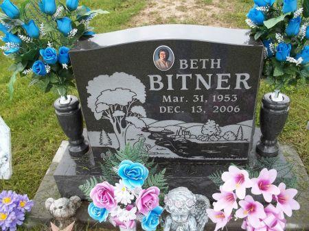 BITNER, BETH - Appanoose County, Iowa | BETH BITNER