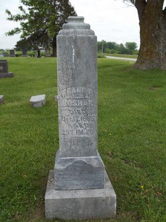 BOSHAK, FRANK F. - Appanoose County, Iowa | FRANK F. BOSHAK