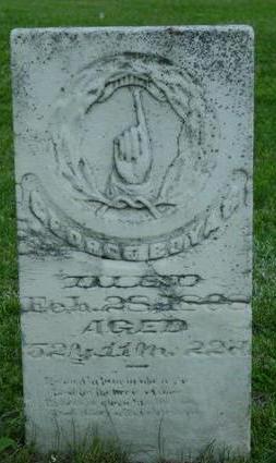 BOYER, GEORGE - Appanoose County, Iowa | GEORGE BOYER
