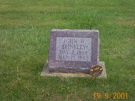 BRINKLEY, JOHN - Appanoose County, Iowa | JOHN BRINKLEY