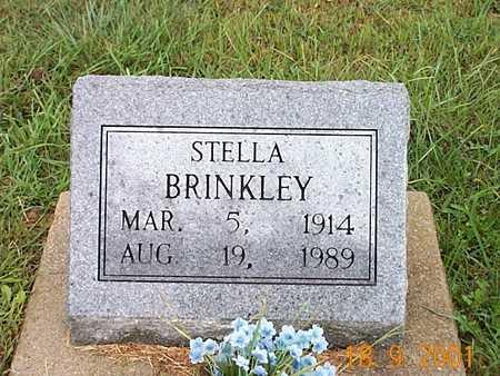 BRINKLEY, STELLA - Appanoose County, Iowa | STELLA BRINKLEY