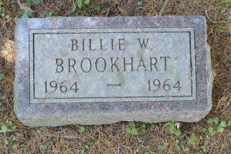 BROOKHART, BILLIE W. - Appanoose County, Iowa | BILLIE W. BROOKHART