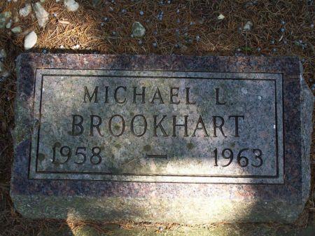 BROOKHART, MICHAEL L. - Appanoose County, Iowa | MICHAEL L. BROOKHART