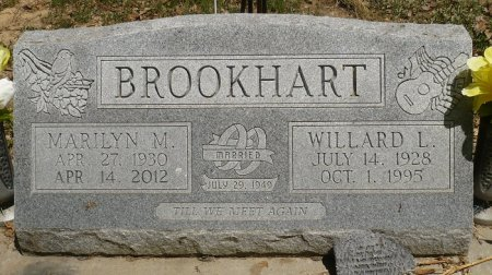 BROOKHART, WILLARD LEO - Appanoose County, Iowa | WILLARD LEO BROOKHART