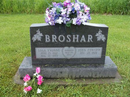 BROSHAR, JON EDWARD - Appanoose County, Iowa | JON EDWARD BROSHAR