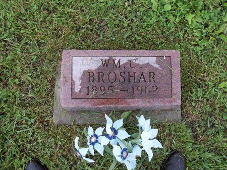 BROSHAR, WM. C. - Appanoose County, Iowa | WM. C. BROSHAR